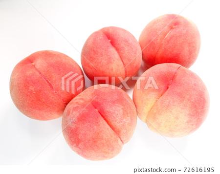 Peach peach 72616195