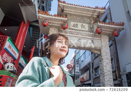 我來參觀神戶元町唐人街! 72616209