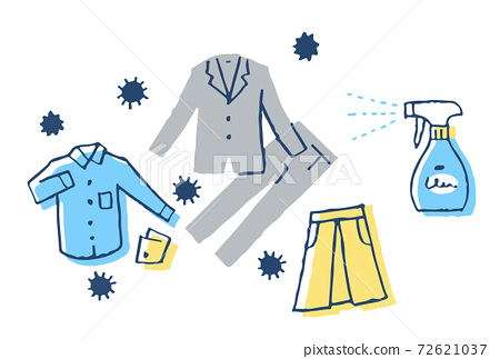 傳染病預防措施:衣物消毒 72621037