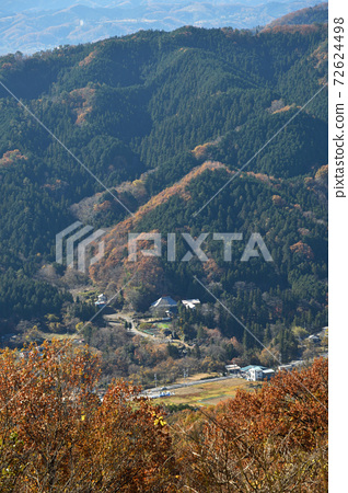 Chichibu / Nagatoro walk: View from Mt. Hodo 72624498