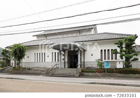 단바 시립 카시 역사 민속 자료관 (효고현 단바시 논 스테 여자 기념관) 72633101