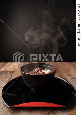 Steamed soup powder 72642184