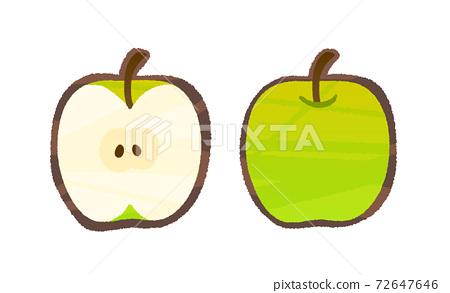 青蘋果 72647646