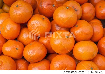 A closeup natural skin of orange 72648073