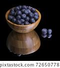 Blueberries 72650778