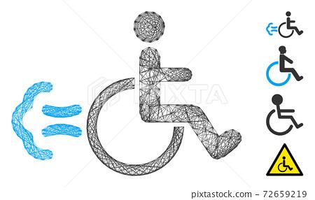 Linear Patient Movement Vector Mesh 72659219