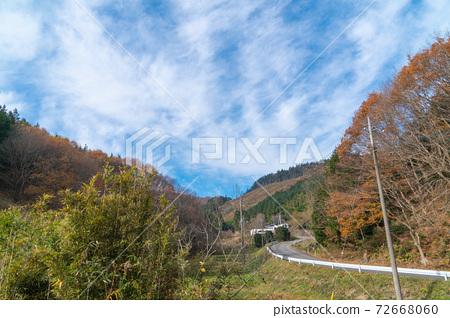 나가사와 등산로 입구 부근 (사마 · 신고 국가 아타고 등산로) 72668060