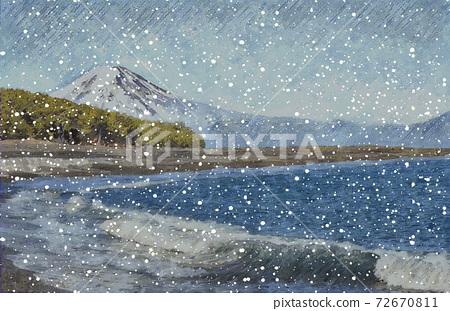 美穗的松原雪 72670811