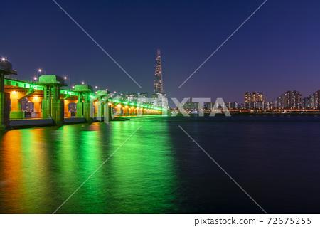 롯데월드타워,잠실,송파구,서울 72675255