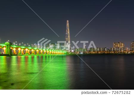 롯데월드타워,잠실,송파구,서울 72675282
