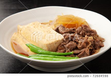 肉豆腐 72684598