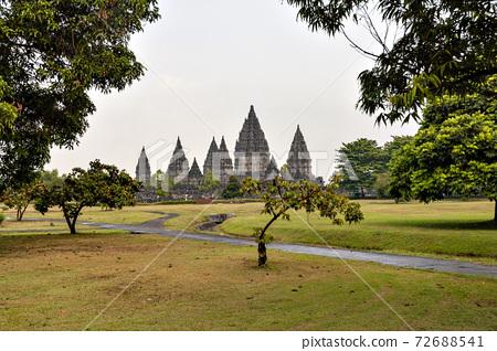 印度尼西亞爪哇的班班坦神廟 72688541