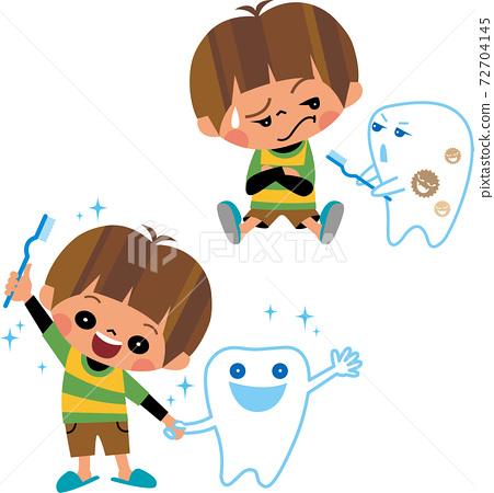 蠕蟲和兒童 72704145