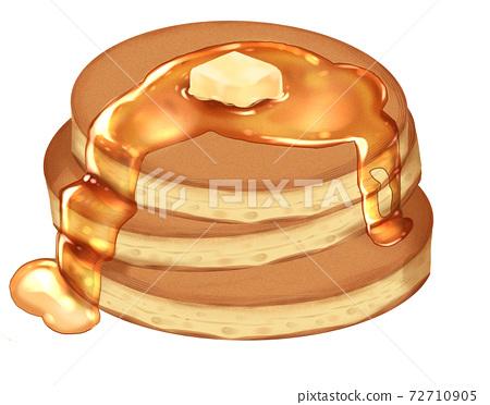 Pancake 72710905