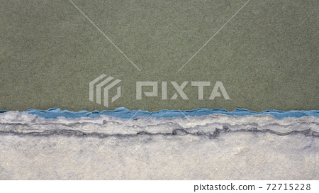 abstract landscape in pastel tones 72715228