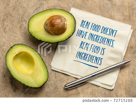 real food does not have ingredients 72715288