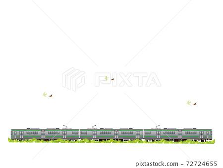 電動火車 72724655