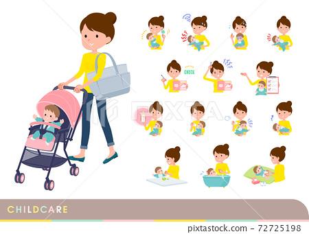嬰兒 寶寶 寶貝 72725198