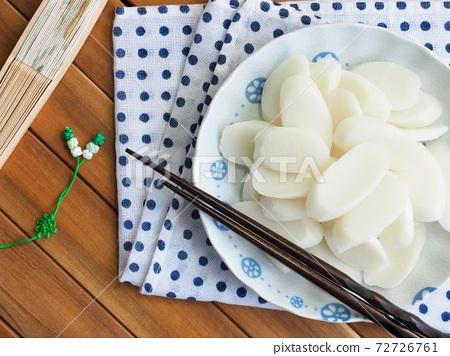 한국의 음식 가래떡, 떡국떡 72726761