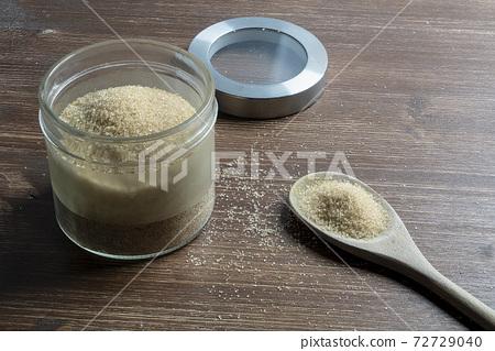 Raw sugar 72729040