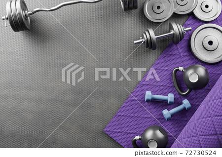 锻炼工具和保健饮食 72730524