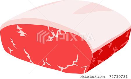 紅牛肉塊 72730781