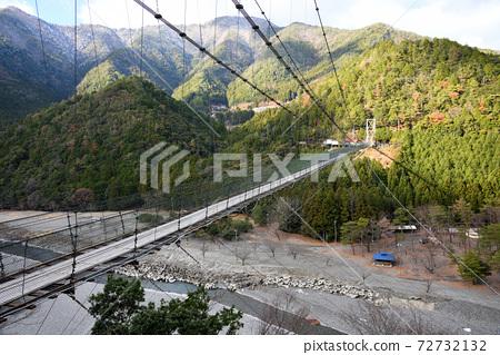 激動人心的Tanase吊橋 72732132
