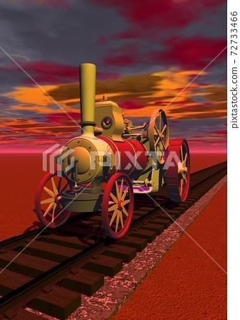 Old locomotive 72733466