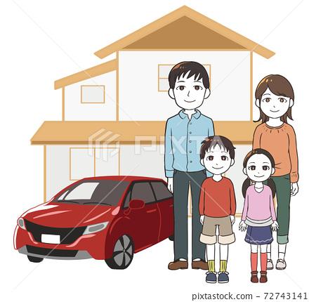 我家普通人家庭 72743141