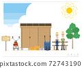 農場工作小屋圖E_01 72743190