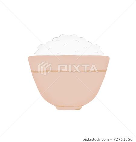 Rice bowl 72751356