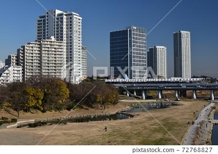 후타 코타 마가와 타마가와 하천 부지 72768827
