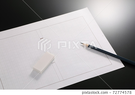 稿紙圖像 72774578