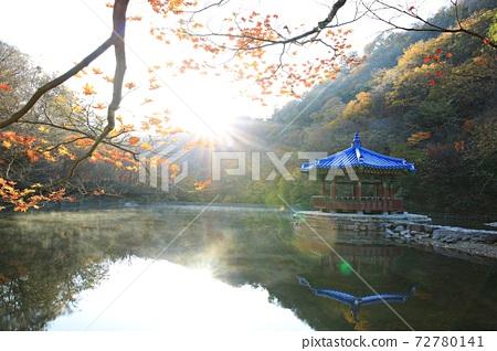 가을여행,가을풍경,국립공원 72780141