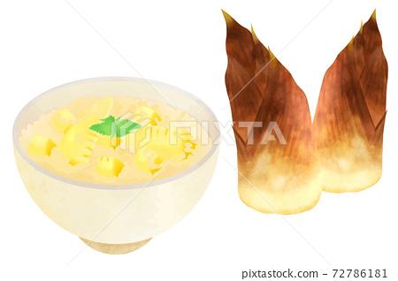 竹筍 72786181