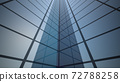 Modern business skyscrapers, high-rise buildings 72788258