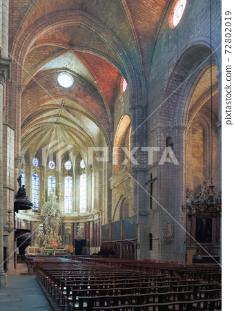 St Nazaire Cathedral in Beziers locatated in France 72802019