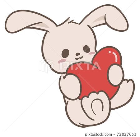 兔子❁︎心擁抱 72827653