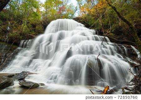 Yellow Branch Falls, Walhalla, South Carolina, USA 72850760