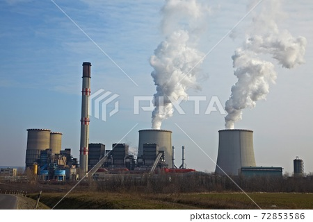 Power station 72853586