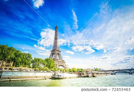 Bridge of Alexandre III, Paris, France 72855463