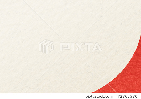 Illustration material Background material Japanese paper Paper Abstract Abstract New Year Happy New Year Luxury Gorgeous red and white 72863580