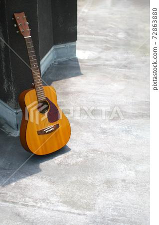 기타 어쿠스틱 음악 뮤지션 콘크리트 72863880