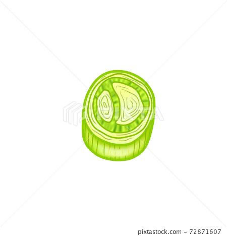 蔬菜洋蔥④(插圖)也可用於鍋,便當盒和烹飪圖像組合系列 72871607