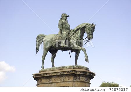 意大利雕像騎士 72876057