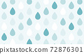 Cool-tone drop pattern background image 72876301