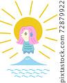 Amabier插畫顏色 72879922