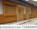 연립 주택 만들기 건물 순 일본식 그리운 신축 건물입니다. 72886898