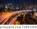 《東京都》都市高速路/交通圖像 72891908