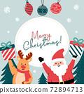 Christmas Illustration 02 72894713